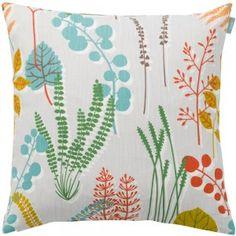 Spira Botanik Turquoise Cushion