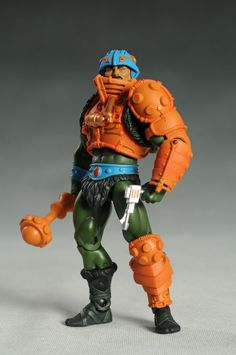 MOTUC Man-At-Arms Masters of the Universe Classics action figure