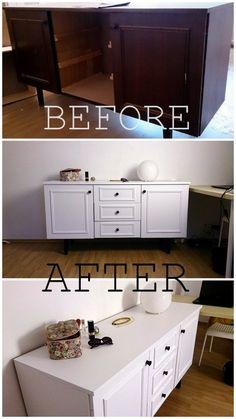 DIY: renowacja starych mebli