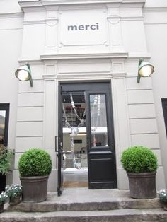classic • casual • home: Paris Budget Shopping--