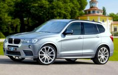 BMW X3 xDrive35d by Hartge