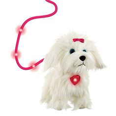 Buy AniMagic Fluffy Goes Walkies Toy Online at johnlewis.com
