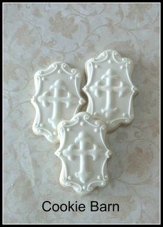 Baptism Confirmation Cookies