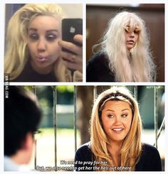 Amanda Bynes.. what happened to her? :( I know people like her like this now, but I don't.. I miss the sweet and innocent Amanda.