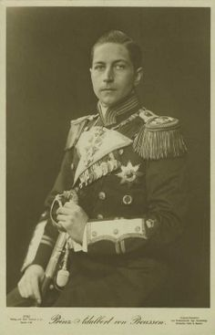 prince adalbert of Prussia
