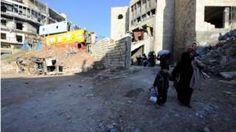 Aleppo battle: UN says hundreds of men missing - BBC News
