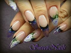 Lilium by SweetNails24