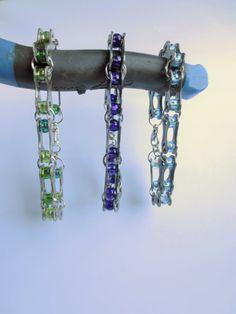 Bijoux de bicyclette, maillon de chaîne de vélo et Bracelets de perles, Sports, vélos, accessoires de vélo