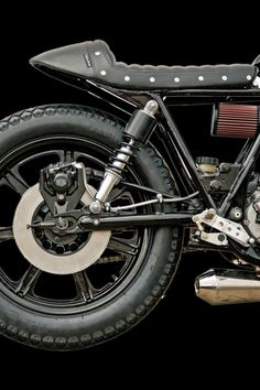 really like this seat design.  perhaps for the cx500