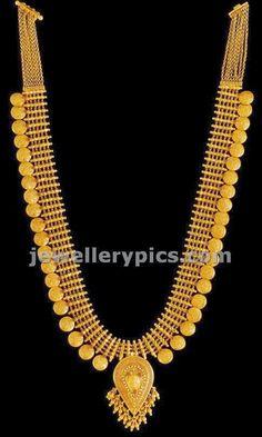 lightweight kasulaperu design - Latest Jewellery Designs