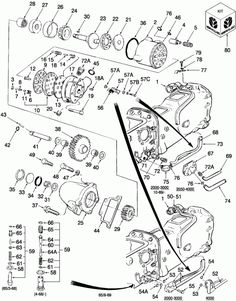 Stihl MS 460 Chainsaw  MS460 R  Parts    Diagram     Conversion