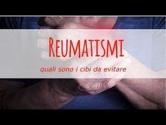 Quali sono i cibi da evitare per chi soffre di reumatismi?