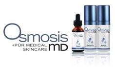 Osmosis MD medical grade skin care available only through doctors Achieve long lasting great skin from the inside out Osmosis Skincare, Inside Out, Perfume Bottles, Medical, Skin Care, Personal Care, Doctors, Face, Estheticians