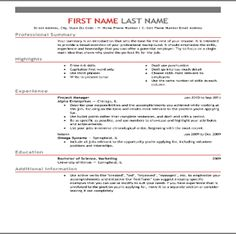 How To Create A Functional Resume Writing A Functional Resume  Write  Creating A Functional .