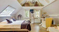 B&B Hoeve Nijssen, Garden view, Seating area, Bedroom