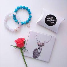 Mały przedsmak tego co niedługo pojawi się w sklepie   www.lafant.pl  #bracelet #bransoletki #handmade #bizuteria #bizu #biżuteria #dodatki #detale #inspiration #morning #wiosna #spring #roses #polishbrand #musthave #instagood #instagram #idealny #pomysł #na #prezent #for #polishgirl #od #polishbrand #stylovepolki #love #lafant ❤ #wroclove