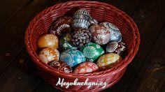 Malování velikonočních vajíček | Meg v kuchyni
