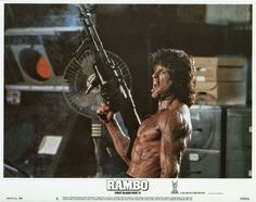 Rambo II - First Blood Part II - Sylvester Stallone