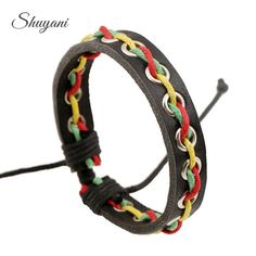 Find More Wrap Bracelets Information about Fashion Red Yellow Green Hemp Hand Unisex Woven Bracelet Surfing Braided Adjustable Bracelet Cuff Women Men`s Casual Jewelry,High Quality bracelet jewelry box,China jewelry bulk Suppliers, Cheap jewelry fashion bracelet from shuyani Official Store on Aliexpress.com