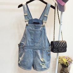 * Material: Denim * Color: As picture * Wash: Machine Wash * Size: Small,Medium,Large * X-Small: Bust 76-79cm, Waist 56-59cm, Hips 81-84cm * Small: Bust 81-84cm, Waist 61-64cm, Hips 86-89cm * Medium: