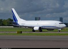 Boeing 737-322(SF) G-JMCL 23951 Amsterdam Schiphol Airport - EHAM, Atlantic Airlines