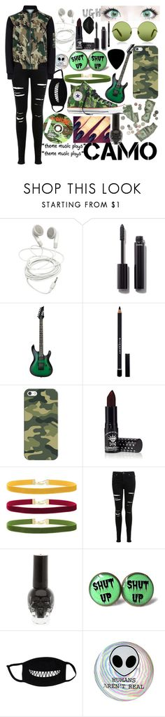 """I ain't happy I'm feelin' glad"" by kawaiireborn ❤ liked on Polyvore featuring Victoria, Victoria Beckham, Manic Panic NYC, Chanel, Givenchy, Casetify, Rock 'N Rose, Miss Selfridge, Blackheart, CDLP and Converse"