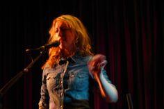 Kat Healy in The Speakeasy at The Voodoo Rooms, Edinburgh 22.11.2013
