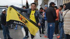 (Video) Ambato 'huele a caramelo'; Tungurahua se 'pinta de amarillo'