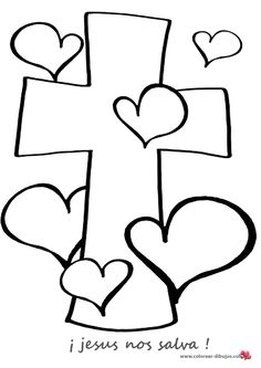 Ideas for craft for kids christian school lessons Coloring Sheets, Coloring Books, Coloring Pages, Cross Drawing, Bible Verse Coloring Page, Bible Crafts For Kids, Catholic Crafts, Sunday School Activities, Christian School