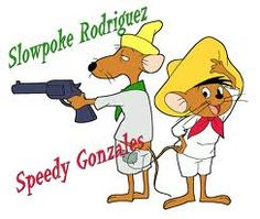 SPEEDY GONZALEZ on Pinterest | Bugs Bunny, Mice and Friday Nights