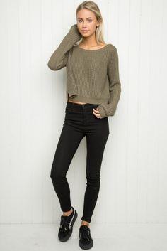 Brandy ♥ Melville | Gwen Sweater, £33