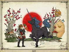 FINAL FANTASY XIV, The Lodestone 新年のご挨拶 (2014/01/01)