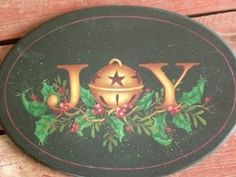 Country Joy E-Packet - Patricia Rawlinson – Tole and Decorative Painting Online Store Christmas Paintings, Christmas Art, All Things Christmas, Christmas Displays, Christmas Ideas, Tole Painting Patterns, Craft Patterns, Art Articles, Painted Plates