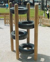 climber for playground ART. 011090 LEGNOLANDIA