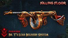 Killing Floor 2  #KillingFloor2 #Zombies #ZOMBIS #SurvivalHorror #PC #PlayStation4 #Terror #Monsters