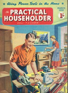 Practical Householder, March 1956