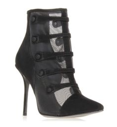 """Great Gatsby style boot called """"Andy"""" from Kurt Geiger. Click here to buy."""