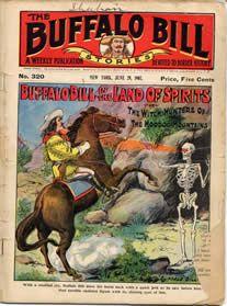 Buffalo Bill dime novel