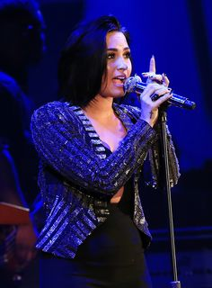 Demi Lovato – CBS Radio's third annual 'We Can Survive' at the Hollywood Bowl in Hollywood, 24.10.15