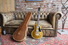 Gibson Goldtop 1957 100 % original | Reverb
