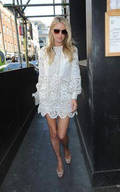 replica louis vuitton sneakers - Heidi Montag wearing Louis Vuitton Ursula Strass Sunglasses ...