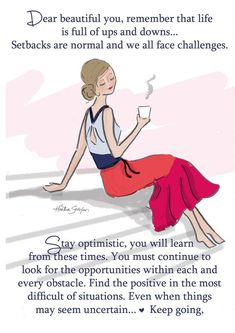 Positive Quotes For Women :