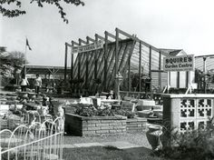 Our first garden centre at Twickenham. One of only a handful across the country at the time.