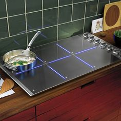 Viking Induction Cooktops Featured in Article by SCHOTT