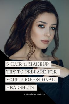 If you are getting professional headshots taken, you're probably Googling hair and makeup tips to make sure your photos will look their best. Hair And Makeup Tips, Best Makeup Tips, Best Makeup Products, Hair Makeup, Professional Headshots Tips, Professional Makeup Artist, Makeup Needs, Makeup Looks, Photoshoot Makeup