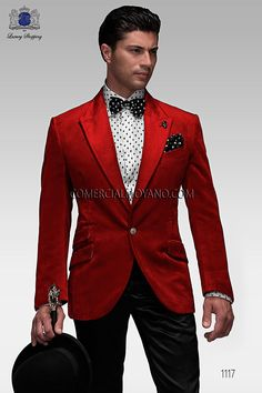 High Quality One Button Red Groom Tuxedos Groomsmen Mens Wedding Suits Prom Bridegroom (Jacket+Pants+Girdle+Tie) Groom Tuxedo, Tuxedo For Men, Red Tux, Jacket Style, Suit Jacket, Classy Men, Men Style Tips, Suit And Tie, Blazers For Men