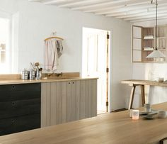 The Kitchen Considered: The English Scullery & Cooks Kitchen | The Polished Pebble
