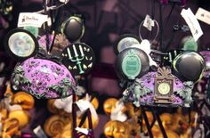 Limited Time Magic Spotlight on New Disney Ear Hat Ornaments at Disney Parks Haunted Mansion Halloween, Disney Halloween, Halloween Ideas, Disney Souvenirs, Disney Parks, Walt Disney, Disney Christmas Ornaments, Christmas Ideas, Disney Ears Hat