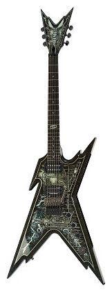 Dean Guitars Razorback Cemetery Gates #Thomann