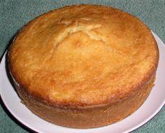 Bolo de Coco (Coconut Cake) - Easy Portuguese Recipes